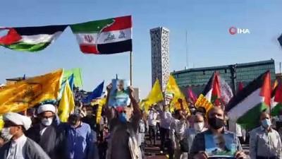 iranlilar -  - İran'da, Filistin'e destek gösterisi
