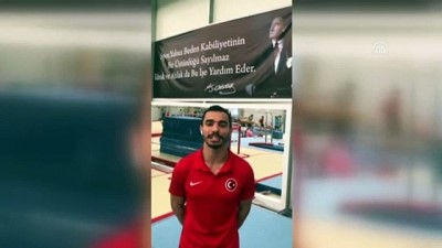 milli sporcular - İSTANBUL - Milli sporcular, 19 Mayıs Atatürk'ü Anma, Gençlik ve Spor Bayramı'nı kutladı (2)