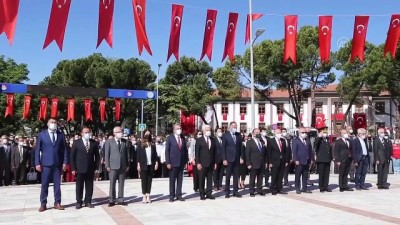 bayram coskusu - MUĞLA - 19 Mayıs Atatürk'ü Anma, Gençlik ve Spor Bayramı kutlanıyor