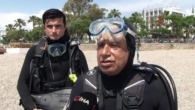 ogretim uyesi -  Tam kapanma ve deniz canlılarına nefes oldu