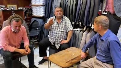 '1 milyon Mehmet' ile Cihangir'in gülümseten korona virüs diyalogu