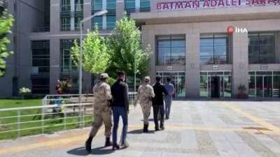 dedektif -  Batman ve Siirt'te hırsızlık yapan 3 kişi JASAT tarafından kıskıvrak yakalandı