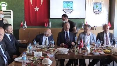 yurttas - GİRESUN - TDP Genel Başkanı Sarıgül: 'İlk turda hiçbir siyasi partinin ittifak yapmasını asla ve asla doğru bulmayız'
