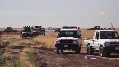 ayetler - KERKÜK - DEAŞ operasyonunda 6 terör örgütü mensubu yakalandı