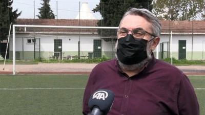 KOCAELİ - Alt liglerden A Milli Futbol Takımı'na uzanan başarı öyküsü: Kerem Aktürkoğlu