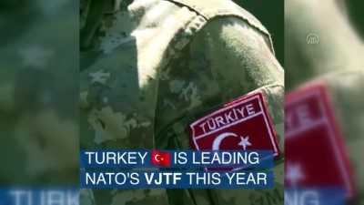balistik - NATO, 'Vuran' adlı Türk zırhlı aracını tanıttı