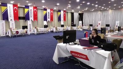saglik sektoru - SARAYBOSNA - Bosna Hersek'teki Sağlık Turizmi Fuarı'na Türkiye'den 16 hastane katılacak
