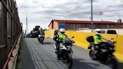 ozel harekat polisleri -  Şişli'de özel harekat polisli asayişi denetimi