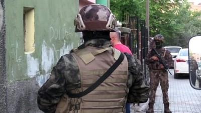 ozel harekat polisleri - ADANA - Organize suç örgütü operasyonunda 11 kişi gözaltına alındı