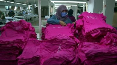 imalathane - İZMİR - Hazır giyim ve konfeksiyon ihracatında AB'den gelen siparişlerle yeni rekor beklentisi