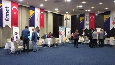 saglik sektoru - SARAYBOSNA - Bosna Hersek'te Türkiye'den 16 hastanenin katıldığı Sağlık Turizmi Fuarı başladı