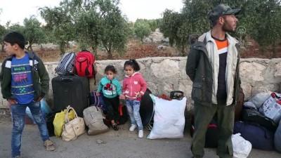 iranlilar - İDLİB - Esed rejimi ülkenin güneyindeki Kuneytra'da 30 aileyi yerinden etti