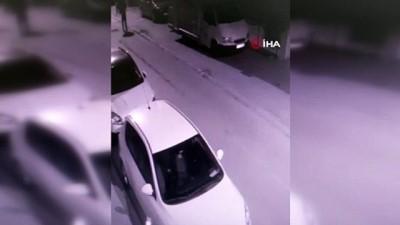 benzin -  Kiralık kundakçıya 2 otomobili böyle yaktırdılar