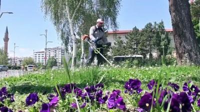 tam gun - SİVAS - İç Anadolu'da 'kademeli normalleşme' döneminin ilk hafta sonu kısıtlamasında sessizlik hakim