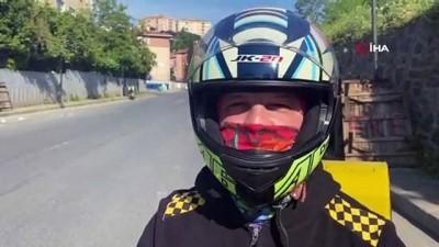 23 yaşındaki motosiklet tutkunu gencin feci ölümü