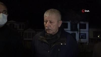 """Amasya Belediye Başkanı Sarı: """"Tesellimiz can kaybının olmayışı ve yangının yandaki binalara sıçramaması"""""""