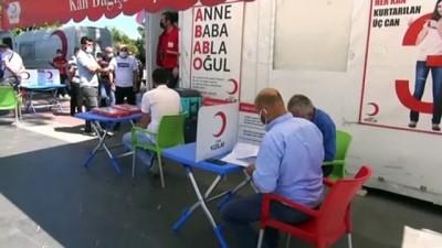 ANTALYA - Manavgat Konyalılar Derneği üyeleri kan bağışında bulundu