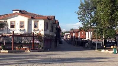 dar sokaklar - ANTALYA - Turizm merkezi Antalya, doğal güzellikleriyle görsel şölen sunuyor - Manavgat (2)