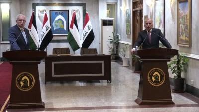 BAĞDAT - Irak ve Filistin hükümetleri arasında Ramallah'ta ortak görüşmeler başlayacak