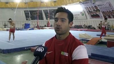 olimpiyat oyunlari - BOLU - Milli cimnastikçi İbrahim Çolak, olimpiyatlarda adını tarihe yazdırmak istiyor