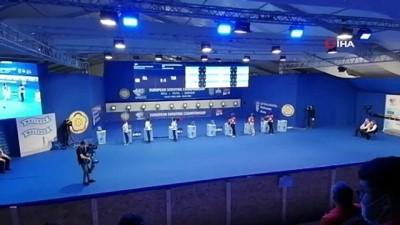 Tüm Dallar Avrupa Şampiyonası'nda gümüş madalya Türkiye'nin