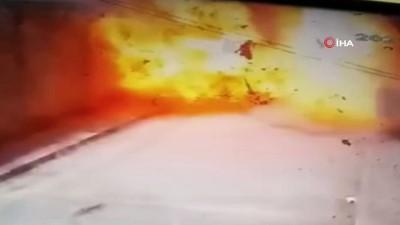 - Cerablus'ta bomba yüklü motosiklet patladı: 3 ölü