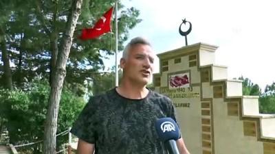 hain saldiri - DENİZLİ - 28 yıl önce şehit edilen 33 askerin ismi Denizli'de yaşatılacak