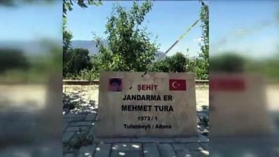 hain saldiri - DENİZLİ - Bingöl'de 28 yıl önce şehit edilen 33 askerin ismi Denizli'de yaşatılacak (2)