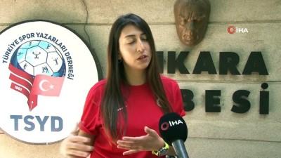 Milli Serbest Dalışçı Fatma Uruk: 'Dünya Şampiyonası'nda dünya rekoru kırarak Dünya Şampiyonu olmak istiyorum'