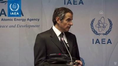 cumhurbaskanligi - VİYANA - Uluslararası Atom Enerjisi Ajansı ve İran arasındaki teknik anlaşma bir ay daha uzatıldı