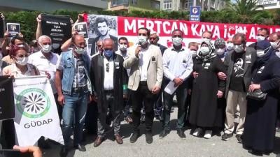 ayetler -  Yüzlerce seveni bıçaklanarak öldürülen Mertcan Kaya için toplandı