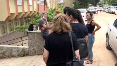 korkuluk -  Antalya'da apartman sakinlerinin kedi besleme tartışması