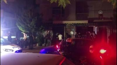 benzin - ANTALYA - Havaya ateş eden kişi polisi harekete geçirdi
