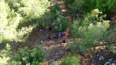 Arama kurtarma ekipleri Ukraynalı kayıp kadın dağcı için seferber oldu