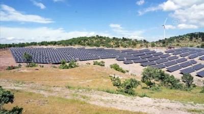 BALIKESİR - Havran Belediyesi 3 bin 780 güneş panelinden elektrik üretmeye başladı