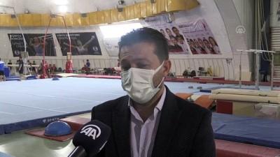 milli sporcular - BOLU - Türk cimnastiğinde hedef olimpiyat madalyası