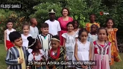 - Dışişleri Bakanlığı, Afrika Günü'nü kutladı