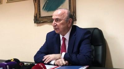 İSTANBUL - Eski bakanlardan İbrahim Özdemir, Galatasaray başkanlığına aday