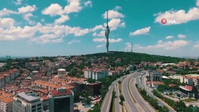 hediyelik esya -  İstanbul'un yeni simgesi Çamlıca Kulesi hizmete açılıyor