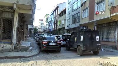 ozel harekat polisleri -  İstanbul ve Ankara merkezli eş zamanlı uyuşturucu operasyonu
