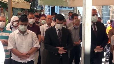kalp krizi - ŞANLIURFA - Bursa'da hayatını kaybeden Siverek Kaymakamı Ongu için gıyabi cenaze namazı