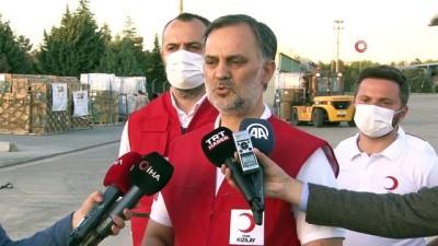 Türkiye, Hindistan'a 2 askeri kargo uçağı ile tıbbi yardım gönderdi