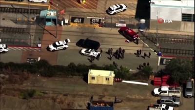 - ABD'deki silahlı saldırının bilançosu belli oldu: 9 ölü