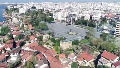 ANTALYA - Turizmin başkenti Antalya'da 'güvenli turizm' için denetimler artırıldı