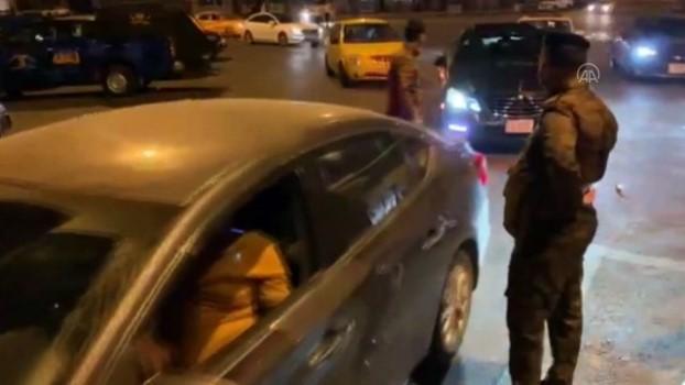 roketli saldiri - BAĞDAT - Haşdi Şabi'nin Yeşil Bölge kuşatması sona erdi