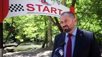 ogretim uyesi - BURSA - Kocasu Deresi, Marmara Bölgesi'nin rafting merkezi olacak