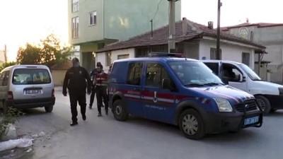 safak operasyonu - DENİZLİ - Eş zamanlı uyuşturucu operasyonunda 14 kişi yakalandı
