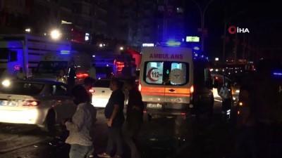 ticari taksi -  Diyarbakır'daki feci kazada ölü sayısı 3' yükseldi