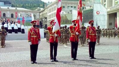 yurttas -  - Gürcistan bağımsızlığının 103'üncü yılını törenle kutladı