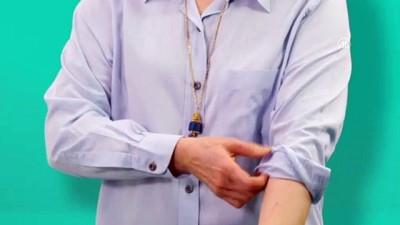 yan etki - ANKARA - Sağlık Bakanlığı, Kovid-19 aşılamasında 'kolları sıvıyoruz' sloganıyla kampanya başlatıyor Videosu